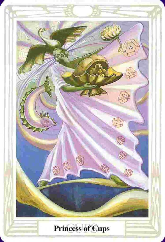Page of Cups | The Tarot Club