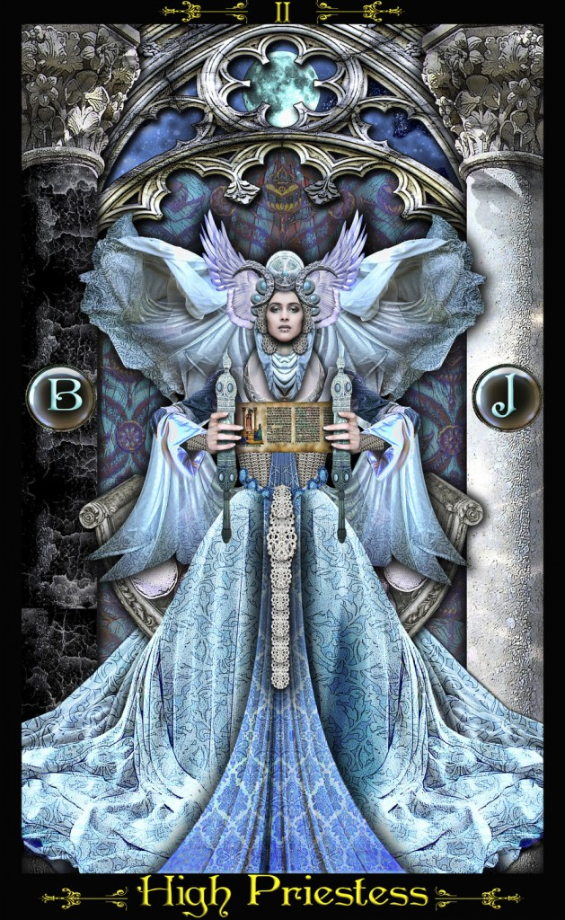 The High Priestess – II | The Tarot Club