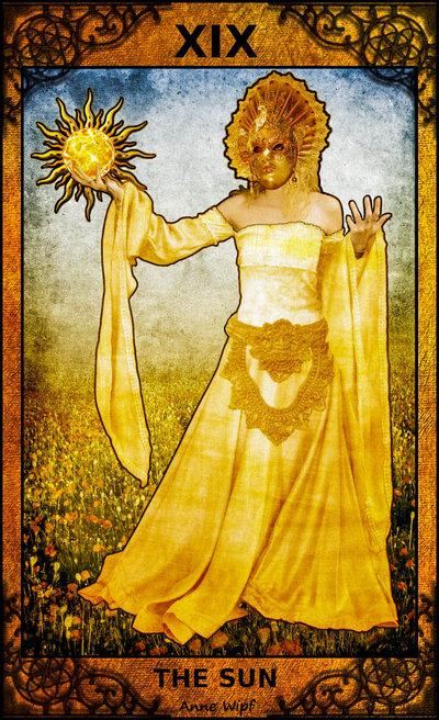 Resultado de imagem para the sun tarot