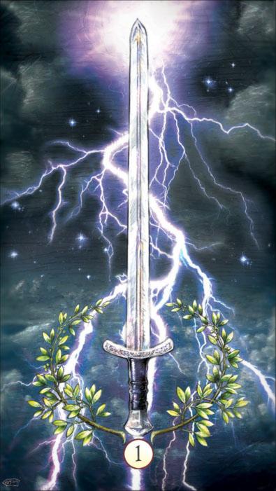 Resultado de imagem para ace of swords